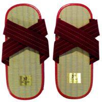 Sandaalit punaiset, malli X-0