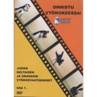 Onnistu vyökokeessa DVD, judo, keltainen ja oranssi-0
